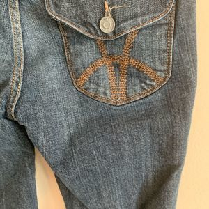 Kut from the Kloth dark blue jeans